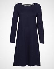 Marc O'Polo Heavy Knit Dress Knelang Kjole Blå MARC O'POLO