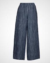 Marimekko Ihanne Piccolo Trousers Vide Bukser Blå MARIMEKKO