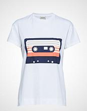 By Malene Birger Skiro T-shirts & Tops Short-sleeved Hvit BY MALENE BIRGER