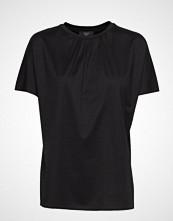 Weekend Max Mara Valdese T-shirts & Tops Short-sleeved Svart WEEKEND MAX MARA