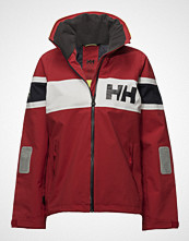 Helly Hansen W Salt Flag Jacket Jakke Rød HELLY HANSEN