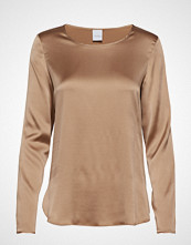 Max Mara Leisure Moldava T-shirts & Tops Long-sleeved Beige MAX MARA LEISURE