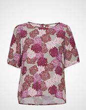 Signal L/S Shirts Bluse Kortermet Rosa SIGNAL