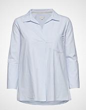 Signal Shirts Langermet Skjorte Hvit SIGNAL