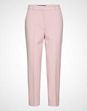 Vero Moda Vmvendela Ankle Trousers Vmc Bukser Med Rette Ben Rosa VERO MODA