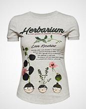 Love Moschino Love Moschino-T-Shirt T-shirts & Tops Short-sleeved Hvit LOVE MOSCHINO