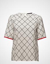 PennyBlack Falda T-shirts & Tops Short-sleeved Hvit PENNYBLACK