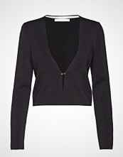 BOSS Business Wear Folero Strikkegenser Cardigan Svart BOSS BUSINESS WEAR