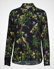 Twist & Tango Philippa Shirt Bluse Langermet Blå TWIST & TANGO