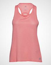Adidas Response Tank W T-shirts & Tops Sleeveless Rosa ADIDAS