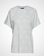 Stella Nova Noon Kiss T-shirts & Tops Short-sleeved Grå STELLA NOVA