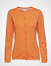 Signal Knit Strikkegenser Cardigan Oransje SIGNAL