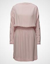 Designers Remix Kate Dress Knelang Kjole Rosa DESIGNERS REMIX