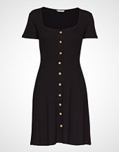 Envii Enwimbley Ss Dress 5923 Knelang Kjole Svart ENVII