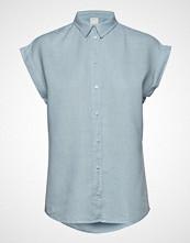 Boss Casual Wear Emirta T-shirts & Tops Short-sleeved Blå BOSS CASUAL WEAR