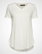 Weekend Max Mara Samara T-shirts & Tops Short-sleeved Hvit WEEKEND MAX MARA