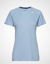 Adidas Performance Prime 2.0 Ss T T-shirts & Tops Short-sleeved Blå ADIDAS PERFORMANCE