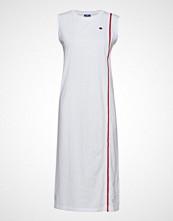 Champion Rochester Dress Maxikjole Festkjole Hvit CHAMPION ROCHESTER