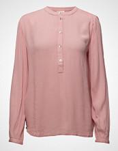Kaffe Karla Amber Shirt Ls- Min 2 Bluse Langermet Rosa KAFFE
