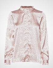 Kaffe Kadama Shirt Bluse Langermet Rosa KAFFE