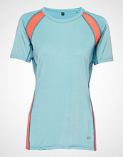 Skogstad Avaldsnes Techincal T-Shirt T-shirts & Tops Short-sleeved Blå SKOGSTAD