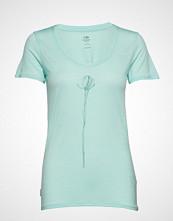 Icebreaker Wmns Tech Lite Ss Scoop Solo T-shirts & Tops Short-sleeved Grønn ICEBREAKER