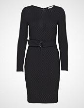 Esprit Casual Dresses Knitted Strikket Kjole Blå ESPRIT CASUAL