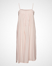 Rabens Saloner Cotton String Dress Kort Kjole Rosa RABENS SAL R