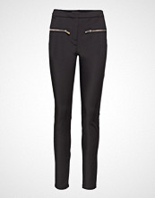 Marciano by GUESS Giotto High Waist Pant Stramme Bukser Stoffbukser Svart MARCIANO BY GUESS