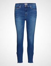 Tommy Jeans Mid Rise Skny Nora 7 Skinny Jeans Blå TOMMY JEANS