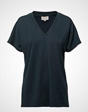 Minus Dyveke Tee T-shirts & Tops Short-sleeved Grønn MINUS