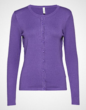 Soyaconcept Sc-Dollie T-shirts & Tops Long-sleeved Lilla SOYACONCEPT
