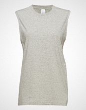 Calvin Klein Muscle Tank 2pk T-shirts & Tops Sleeveless Grå CALVIN KLEIN