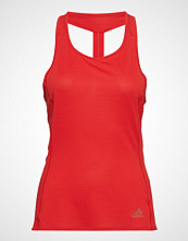 Adidas Supernova Tank T-shirts & Tops Sleeveless Rød ADIDAS