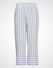 Cream Naja Pants Vide Bukser Blå CREAM