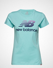New Balance Essentials 90s T T-shirts & Tops Sleeveless Blå NEW BALANCE