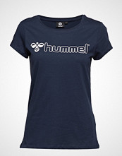 Hummel Hmllucy T-Shirt S/S T-shirts & Tops Short-sleeved Blå HUMMEL