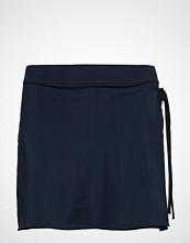 Filippa K Soft Sport Flex Wrap Skirt Kort Skjørt Blå FILIPPA K SOFT SPORT