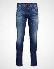 Jack & Jones Jjiglenn Jjfox Bl 857 Sts Slim Jeans Blå JACK & J S