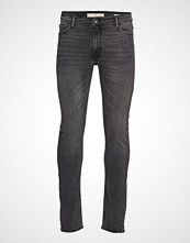 Mango Man Slim-Fit Grey Jan Jeans Slim Jeans Grå MANGO MAN