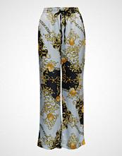 Gina Tricot Vera Trousers Vide Bukser Multi/mønstret GINA TRICOT