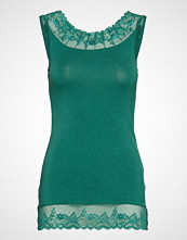 Cream Florence Top T-shirts & Tops Sleeveless Grønn CREAM