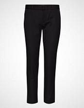 Banana Republic Sloan Skinny-Fit Pant Bukser Med Rette Ben Svart BANANA REPUBLIC
