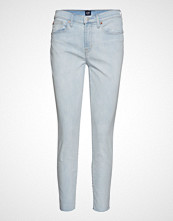 GAP Tr Skinny Ankle Cloud Bleach Rh Skinny Jeans Blå GAP