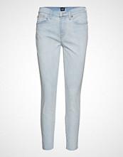 GAP Tr Skinny Ankle Cloud Bleach Rh Skinny Jeans Blå GAP