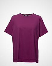 By Malene Birger Dria T-shirts & Tops Short-sleeved Lilla BY MALENE BIRGER