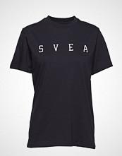 Svea Wanda Tee T-shirts & Tops Short-sleeved Svart SVEA