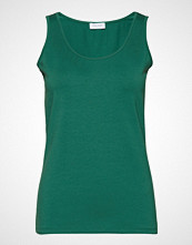 Gerry Weber Top Knitted Fabric T-shirts & Tops Sleeveless Grønn GERRY WEBER