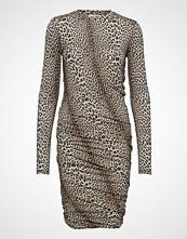 Notes du Nord Dallas Short Dress P Knelang Kjole Multi/mønstret NOTES DU NORD
