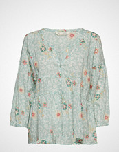 Odd Molly Lush Shake Blouse Bluse Langermet Grønn ODD MOLLY